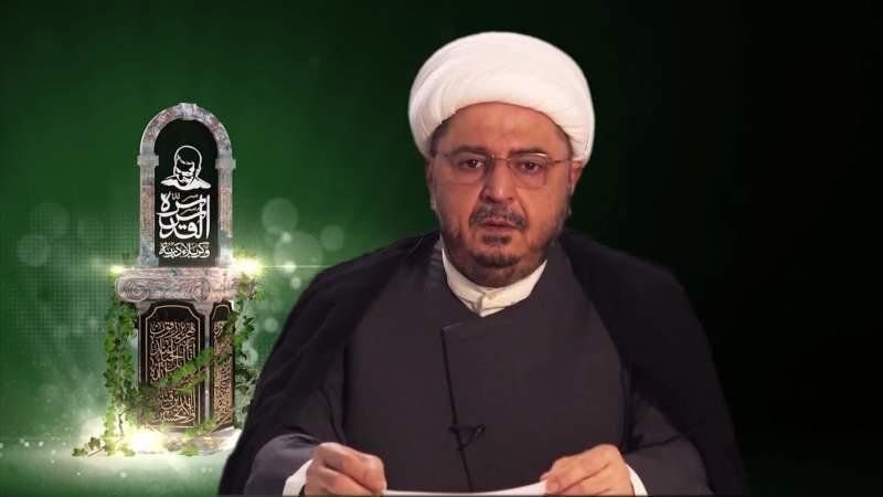 كلمة الشيخ فضل مخدر في حفل إطلاق جائزة سليماني العالمية